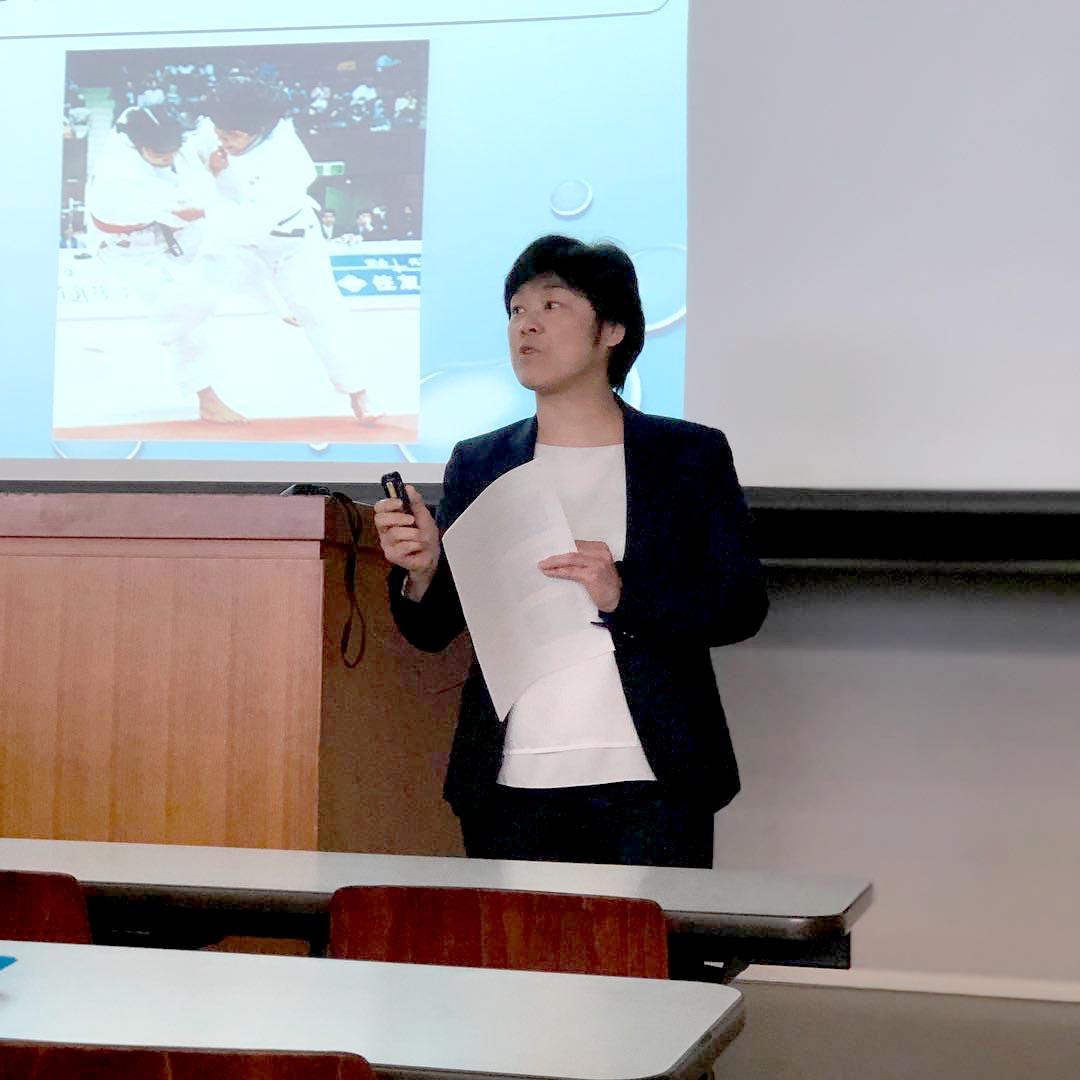 女子柔道キャリアアップセミナー 仙台大学 | 全日本柔道連盟